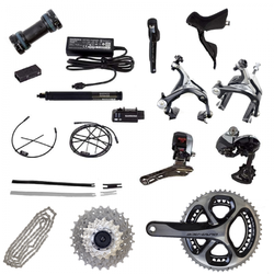 Shimano DURA-ACE DI2 9070 GROUPSET - ROAD