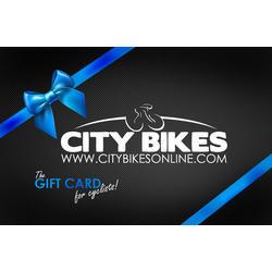 City Bikes City Bikes Gift Card