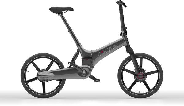 Gocycle GXi Gunmetal Grey