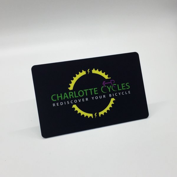 Charlotte Cycles Gift Card