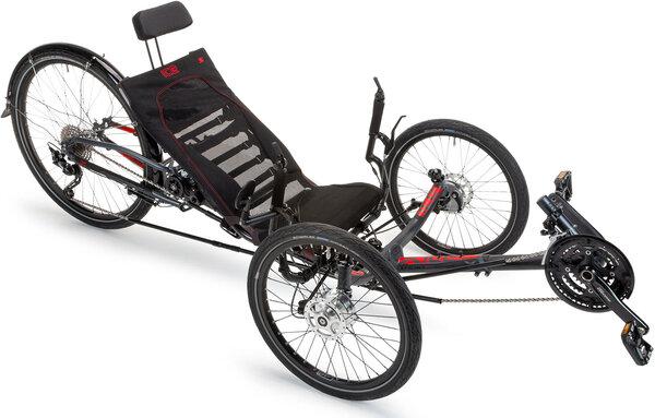 Ice Trikes ICE Trike Sprint X 26 RS Tour Fast Track