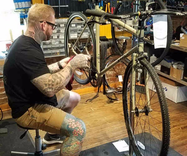 Bike Repair Services in Charlotte NC
