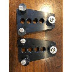 Used Ride2 Wide Crank Shortner - New Bolt