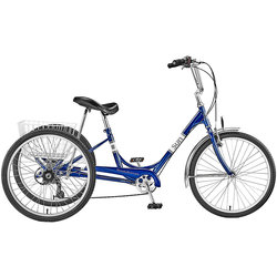 Sun Bicycles Traditional Adult Trike 24