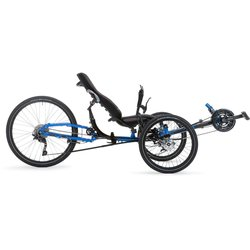 Ice Trikes Adventure 20 Fast Track Short Back Seat