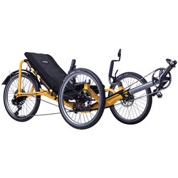 Recumbent Trikes - Charlotte Cycles - 337 Baldwin Avenue 704-333-4358