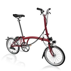 Brompton H6LA House Red