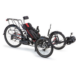Ice Trikes Sprint X Tour RS, Steps 8000 Fast Track