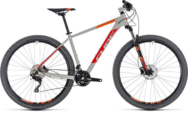 Cube Attention Disc 27.5 HT MTB