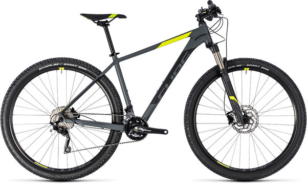 Cube Attention SL Disc 27.5 or 29 HT MTB