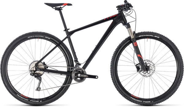 "Cube Reaction Pro Disc 27.5 HT MTB 15""/SML"