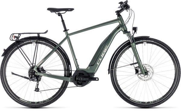 Cube Touring Hybrid ONE 500 Electric Hybrid Bike 58cm
