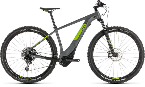 Cube Reaction Hybrid Eagle 500 Electric HT MTB 27.5/29