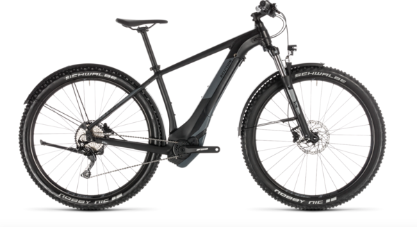 Cube Reaction Hybrid EXC 500 Allroad Electric HT MTB