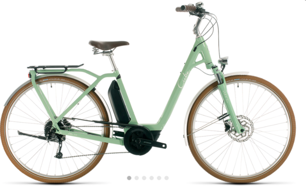 Cube Ella Ride 500 Electric Comfort Hybrid