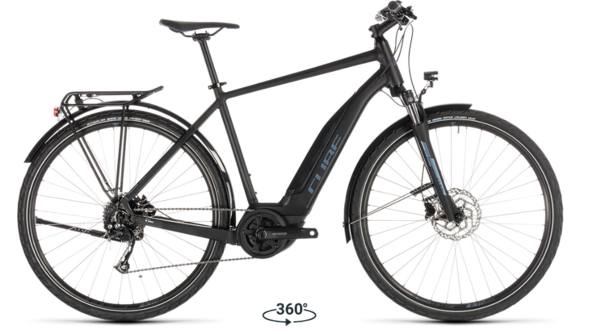 Cube Cube Touring Hybrid ONE 500 Electric Hybrid Bike 62 XXL