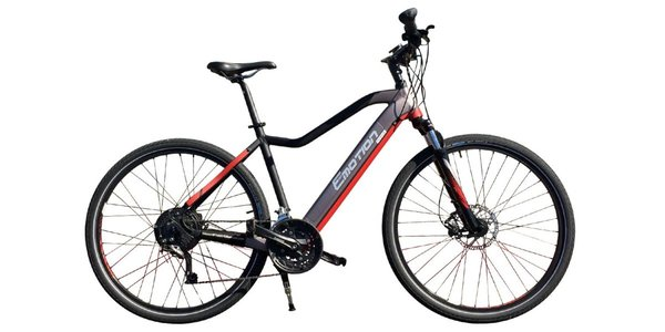 "Easy Motion Electric - BH EVO Cross + 28""/700c Urban Fitness Commuter"