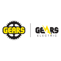 Gears Bike Shop Logo