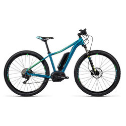 Cube Access Hybrid Race 400 Women's Electric HT MTB 19
