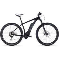 Cube Reaction Hybrid EXC 500 29 Electric HT MTB Black 21