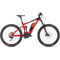 Cube Stereo Hybrid 140 Race 500 27.5 Electric Full Suspension MTB 22