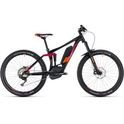 Cube Sting Hybrid 140 Race 500 27.5 Women's Electric Full Suspension MTB