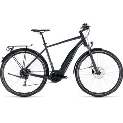 Cube Touring Hybrid ONE 500 Electric Hybrid Bike Black