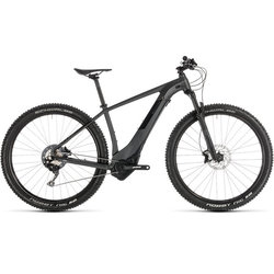Cube Reaction Hybrid SL 500 29 w Bosch KIOX Electric HT MTB Iridium/Black