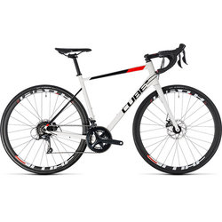 Cube Attain Pro Disc Sora Road Bike