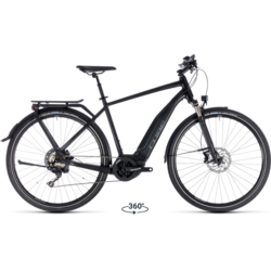 Cube Cube Touring Hybrid EXC 500 Electric Hybrid Bike 58 XL