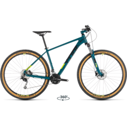 Cube Aim SL HT Mountain Bike