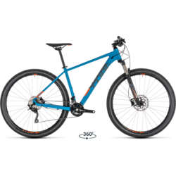Cube Attention SL Disc HT MTB 27.5