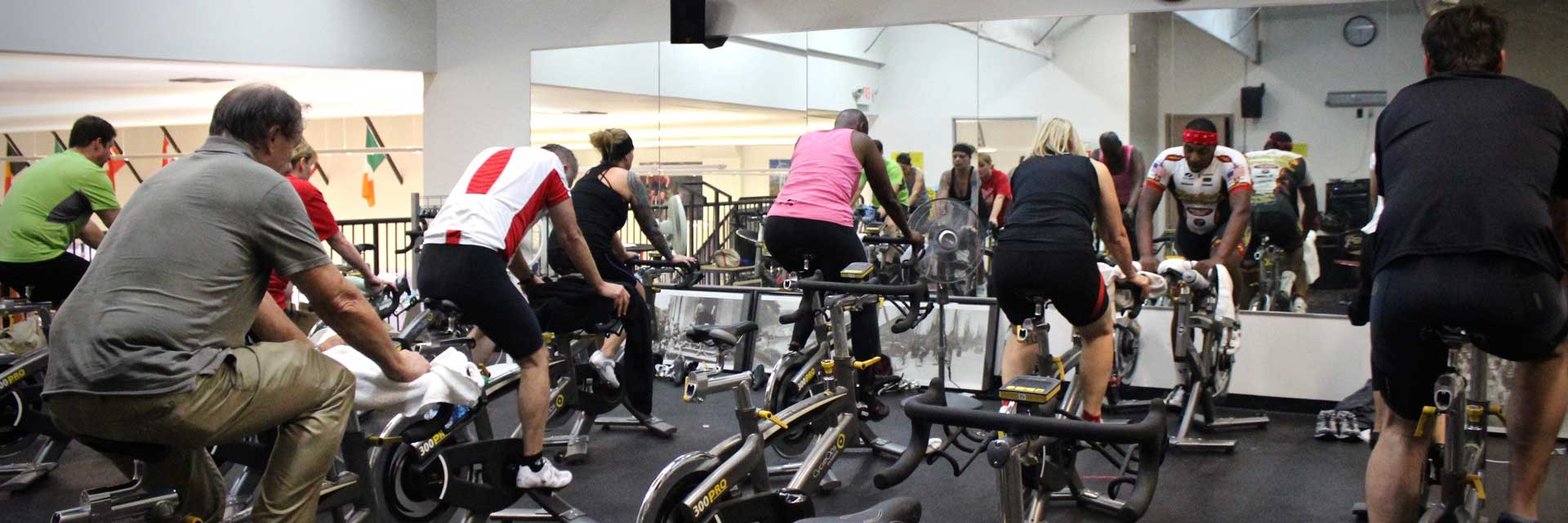 Action Sports Indoor Spin CLasses