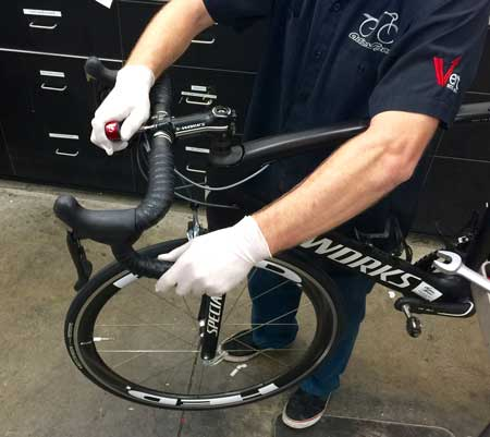 Bike repair - We have the expertise and tools to fix your bike right!
