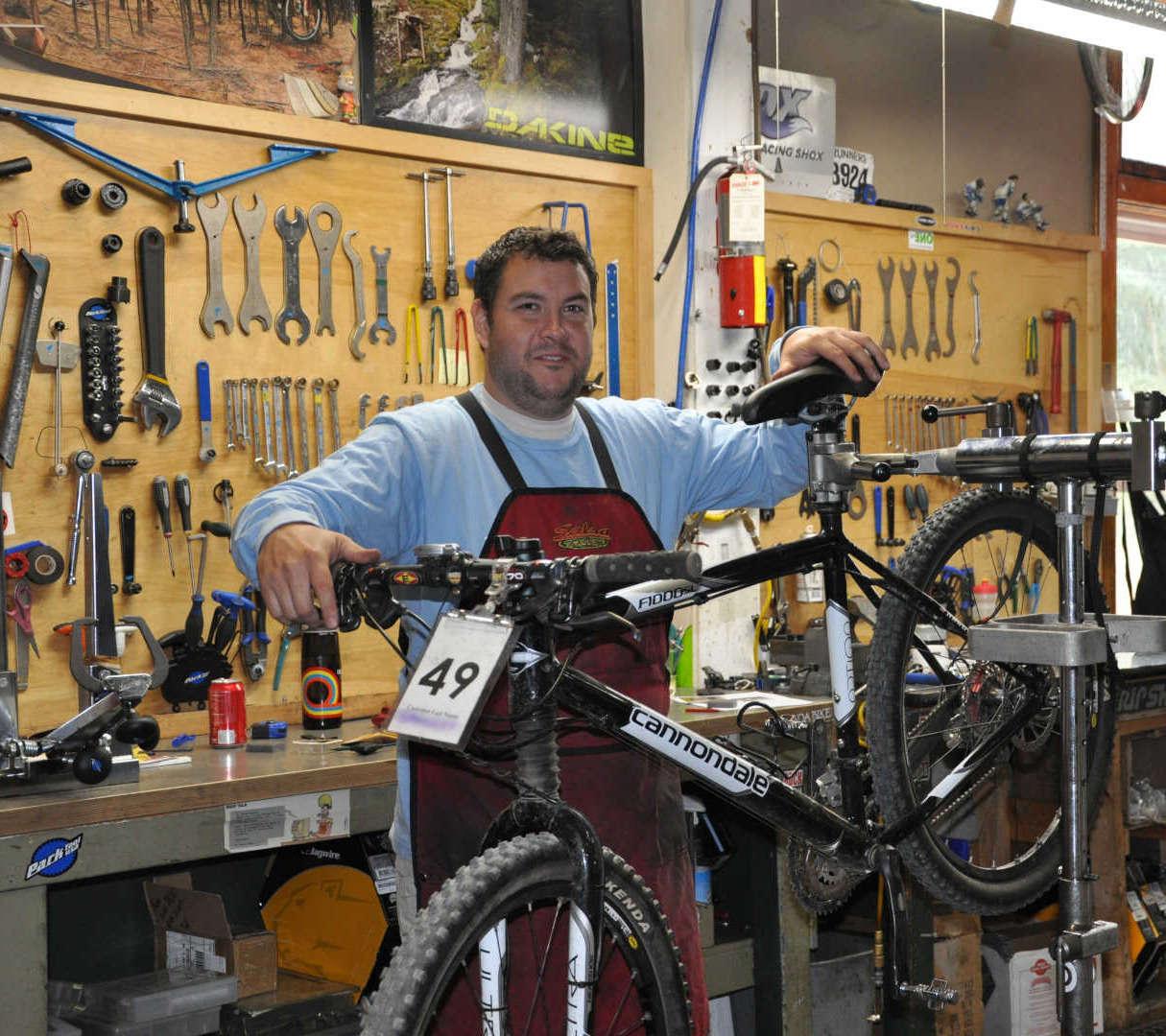Repair & Tune-up at Grand Rapids Bicycle Company