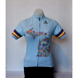 Sugoi GRBC Women's Michigan Jersey