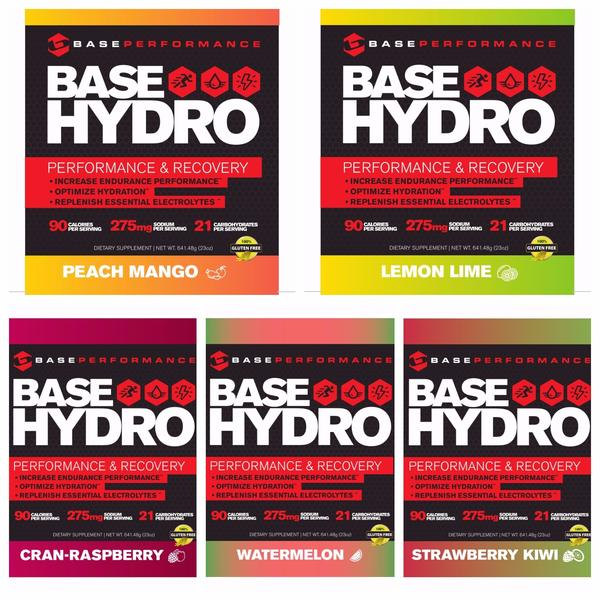 BASE Performance Hydro 28 Servings