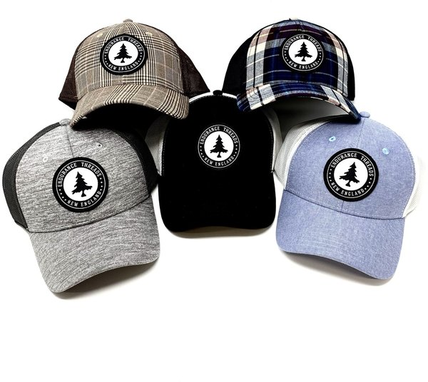 Endurance Threads Badge Trucker Cap
