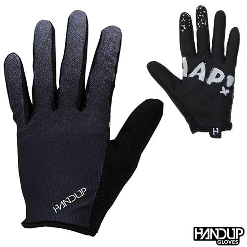 Handup Gloves Braaap - Grit - Black/Grey