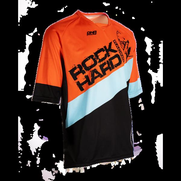Endurance Threads Rock Hard Racing Limited Edition Freeride 3/4 Jersey