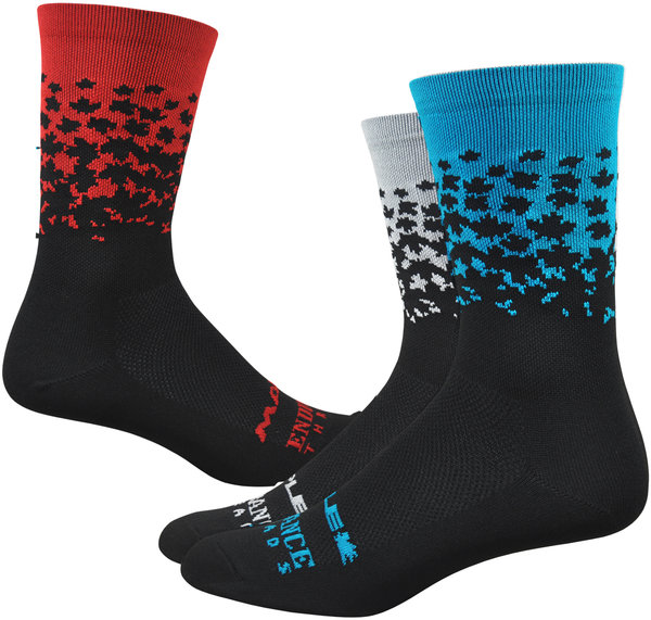 "Ride Maple LOTW 6"" Race Sock - Patriot"