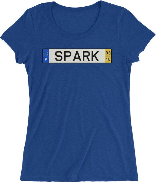Spark EuroSpark Tee - Women's by Endurance Threads