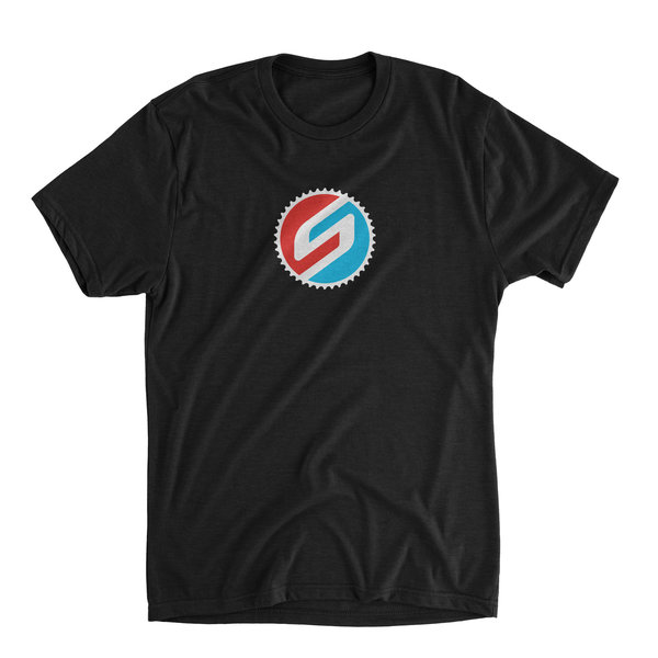 Spark Bike Shop Tri Blend Tee by Endurance Threads