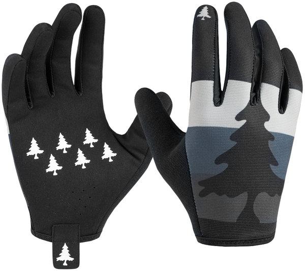 Endurance Threads Stripey Gloves