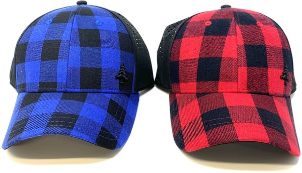 Endurance Threads HLT Beyond Trucker Cap - Buffalo Check