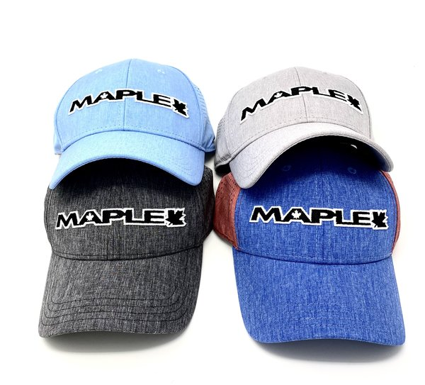 Ride Maple Logo Beyond Trucker Cap