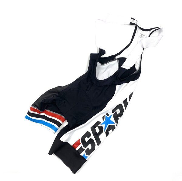 Spark Duke X Bib Shorts White