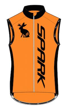 Spark Mens Blaze PBC Wind Vest by Craft