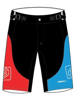Spark Mens Team ABC MTB Short by Craft