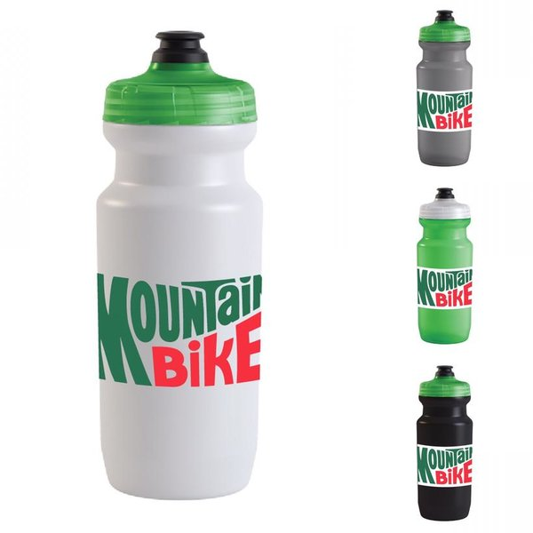 Endurance Threads Mtn Bike 21oz Water Bottle